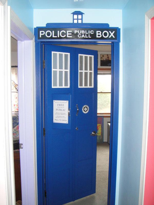 & TARDIS Door
